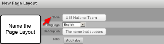Clearly name the custom Page Layout. Layouts can be assigned to Groups and Roles, so try and name the Page Layout to that of the Group/s or Role/s you are applying it to so you can easily know which one to open