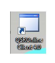 Locate QSROnline Client