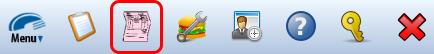 Locating the Invoice Icon