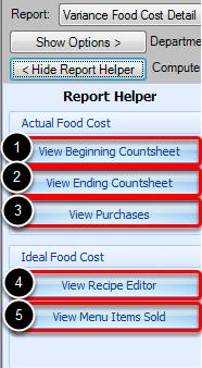 Show Report Helper