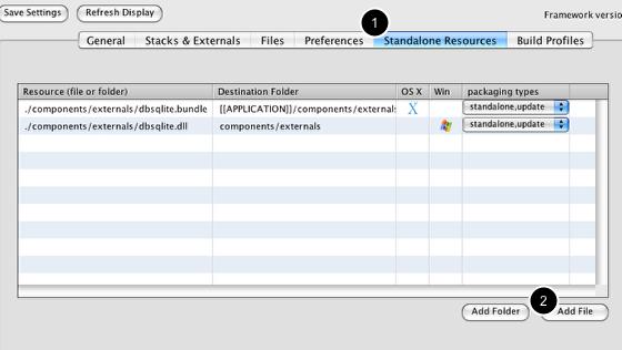 Add Stack File As Standalone Resource