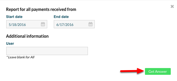 """C. Modify filter criteria.  Then click """"Get Answer""""."""