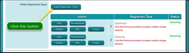 Add Registrant Types