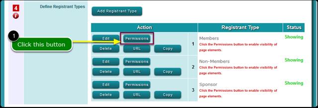 VISIBILITY of Registrant Type attributes