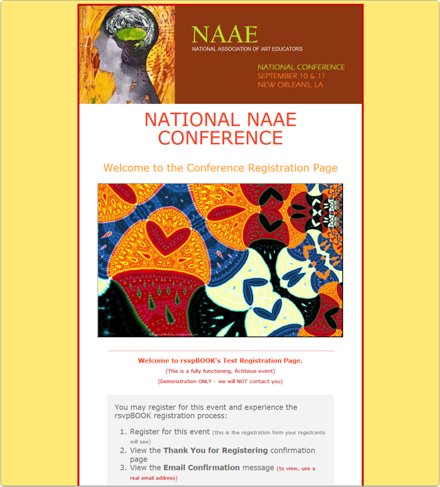 The NAAE Conference