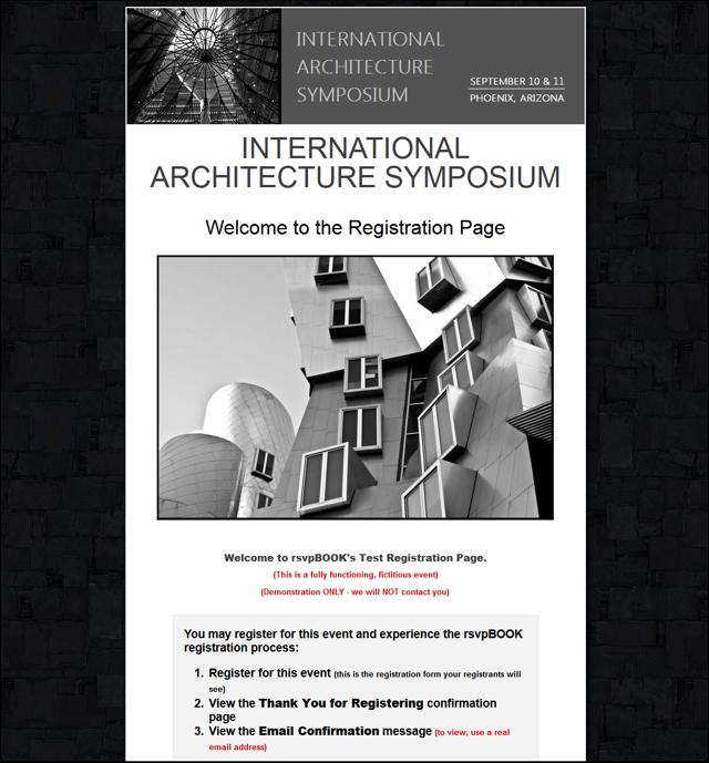 An Architecture Symposium