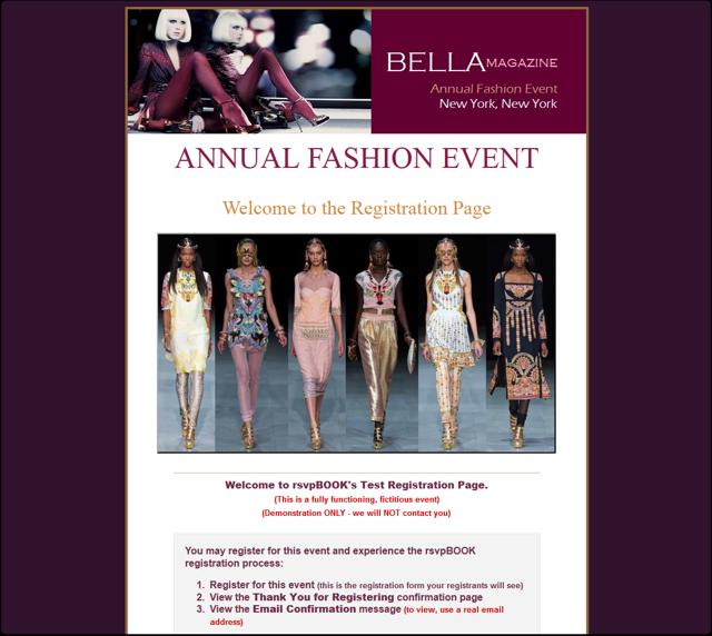 A Fashion Event
