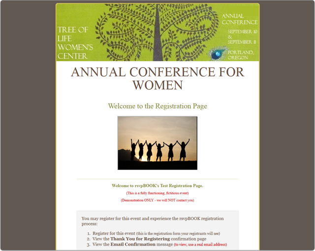 A Women's Conference