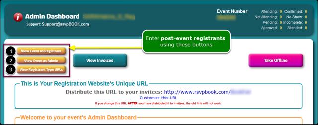 If you have Registrant Types, click button #3 below (orange) ...