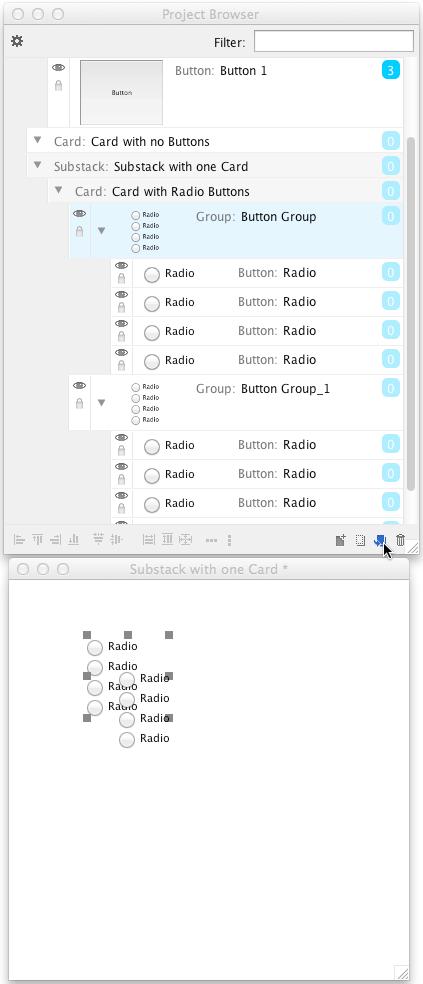 Duplicating Controls