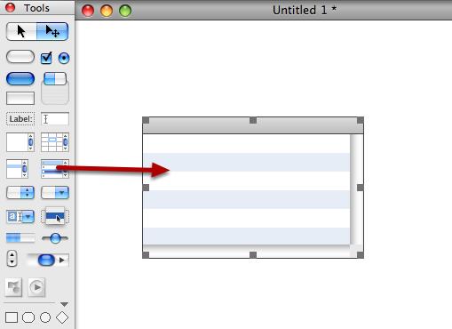 Create a Data Grid Table