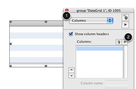 Add Columns