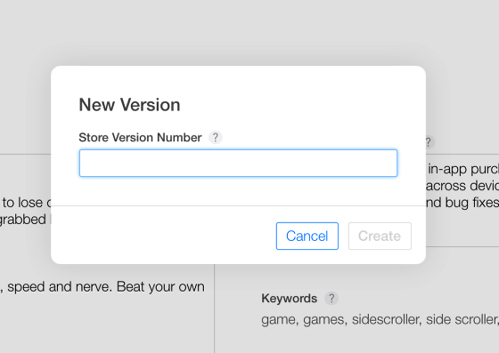 Edit your app information