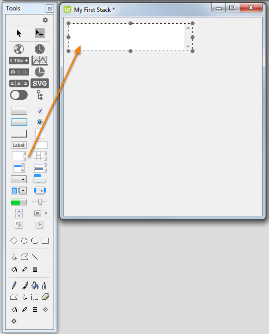 Adding Objects to a Card