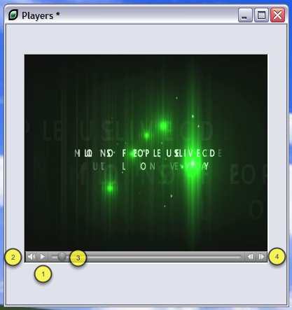 Using the Player Controller