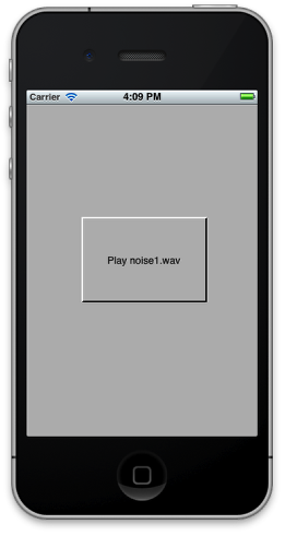 2. Playing an audio file