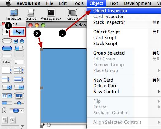 Edit Player Object Properties
