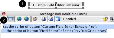 Create Your Behavior Script