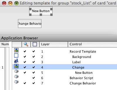 "Edit ""Change"" Group Properties"