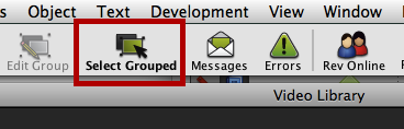 """A Note About """"Select Grouped"""""""