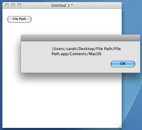 Mac application bundles