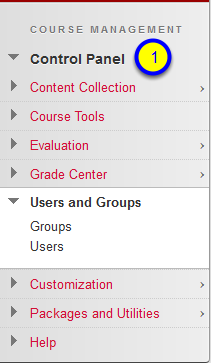 Click Groups.
