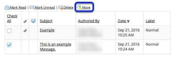 Click Move.