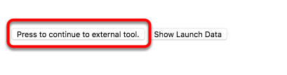 "Click ""Continue to External Tool"""