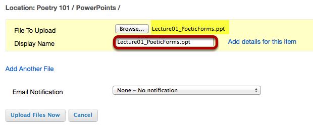 Edit display name. (Optional)
