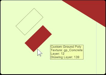 Custom Background Poly Created