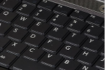 Change the Order using the Keyboard