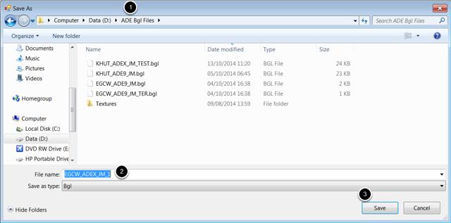 Revised file and folder