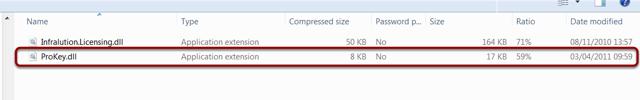 Open the Plugins folder