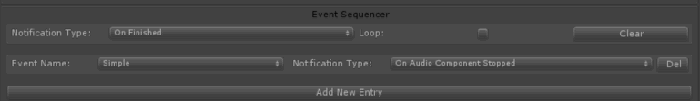 Event Sequencer