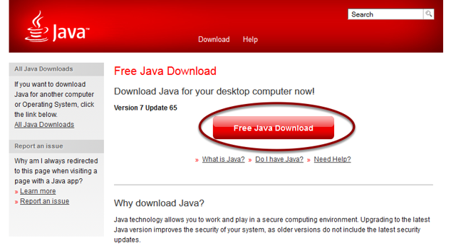 Download Free Java Software - Mozilla Firefox
