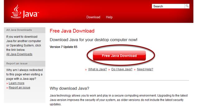 Download Free Java Software - Mozilla Firefox