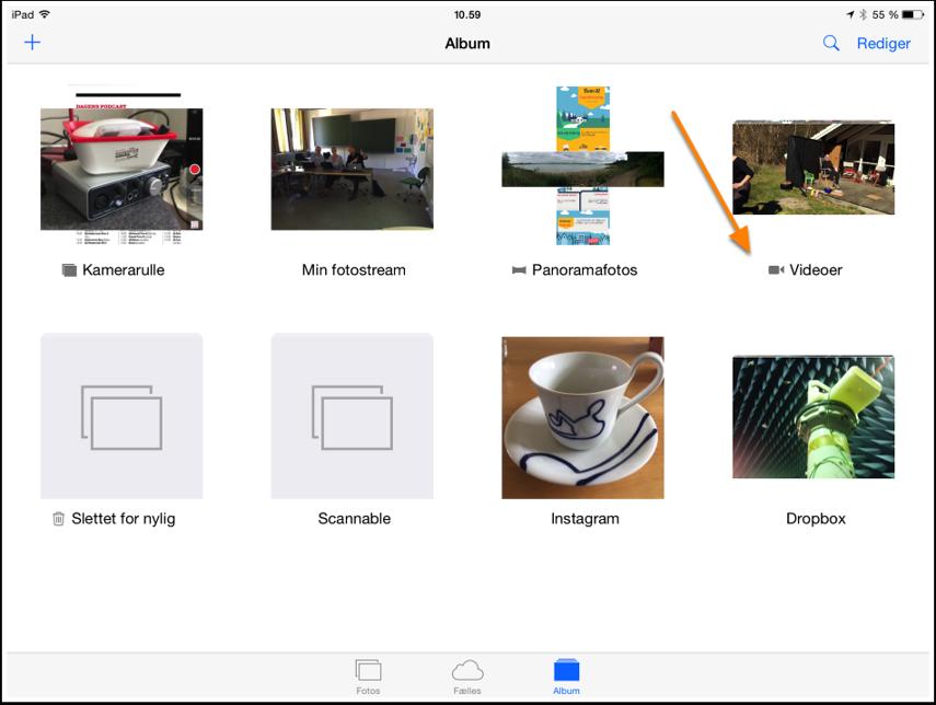 Album iPhone ell. iPad)