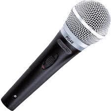 Dynamiske mikrofoner