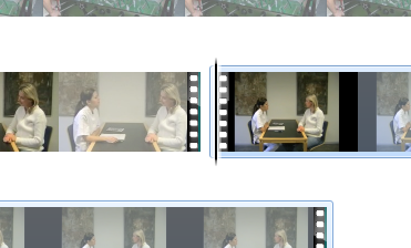 Video opdelt