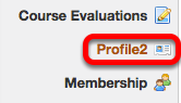 Go to Profile (on your My Workspace site).