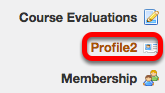Go to Profile2 (on your My Workspace site)..