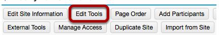 Method 1: - Click Edit Tools.