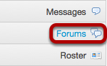 Go to Forums.