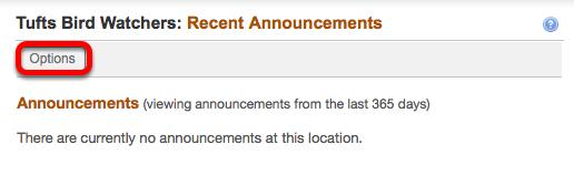 3 - Recent Announcements: