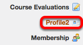 Go to profile2 (on your My Workspace site).