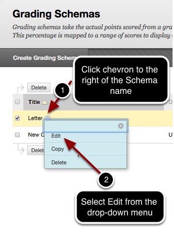 Step 3 - Examine and/or Modify the default Schema