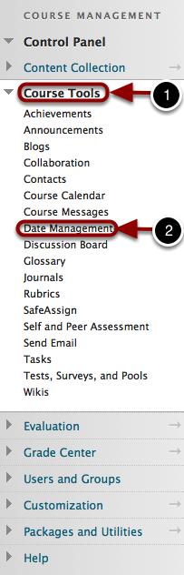 Access Date Management