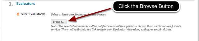 Select Evaluators