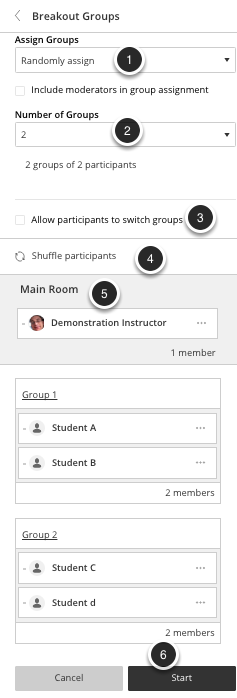 Randomly Assigning Participants to Groups
