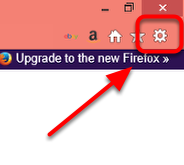 """2. Click the """"Tools"""" icon or press (Alt X) on your keyboard."""